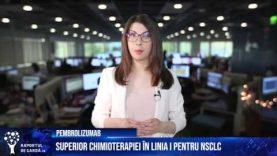 #ASCO18: Noi date despre atezolizumab și pembrolizumab în tratamentul cancerului pulmonar